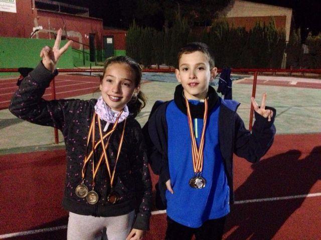 Aznar y Méndez se traen 6 medallas de oro del Campeonato de España de Invierno para Ciegos y Deficientes Visuales, Foto 1