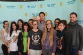 Alumnas del bachillerato de Arte reivindican el papel de la mujer en el arte con una exposición en el Museo municipal