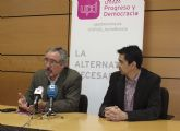 UPyD Murcia insiste en la necesidad de 'clarificar totalmente tanto los compuestos como el origen de la contaminación ambiental'