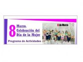 Los actos organizados con motivo de la celebración del Día Internacional de la Mujer Trabajadora en Totana tendrán lugar del 6 al 12 de marzo