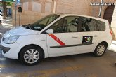Los taxis de Totana promocionar�n en toda la Regi�n de Murcia la marca Totana Origen. Calidad Agr�cola y Ganadera