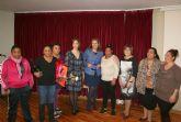 Entregados los Premios del Área de la Mujer a la Asociación Hileras de Alcantarilla, a nivel institucional y a Dña. Encarna Guirao Jara, a nivel individual