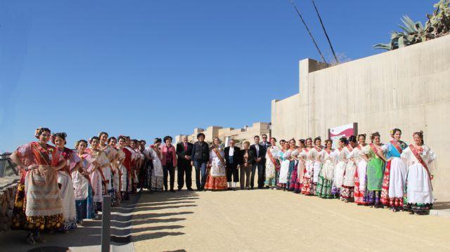 Las candidatas a Reina de la Huerta 2014 visitan Puerto Lumbreras - 1, Foto 1