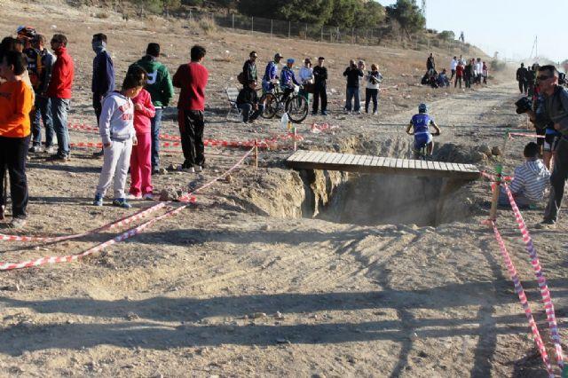 El I Open Rally BTT Región de Murcia pone en marcha el circuito BTT del Complejo Deportivo, Foto 4