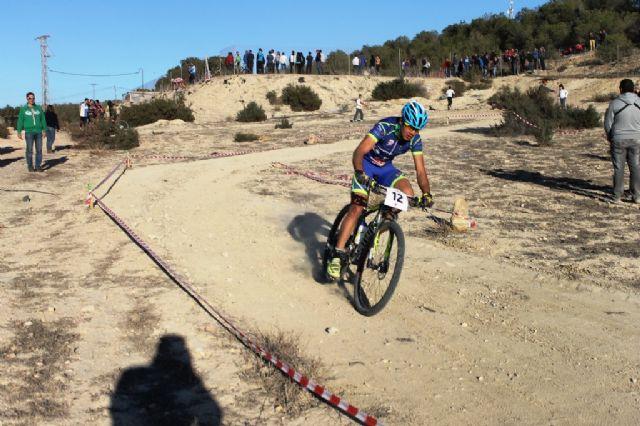 El I Open Rally BTT Región de Murcia pone en marcha el circuito BTT del Complejo Deportivo, Foto 5