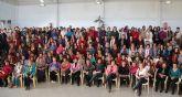 Más de 200 mujeres lumbrerenses participan en una jornada de convivencia en el Cabezo la Jara con motivo del 'Mes de la Mujer'