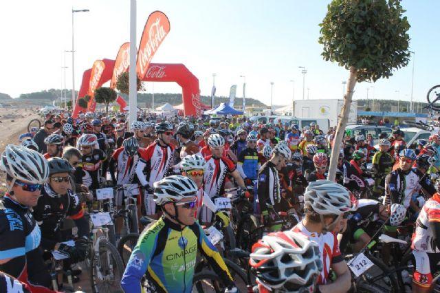 El ciclismo se apodera de Mazarrón, Foto 3