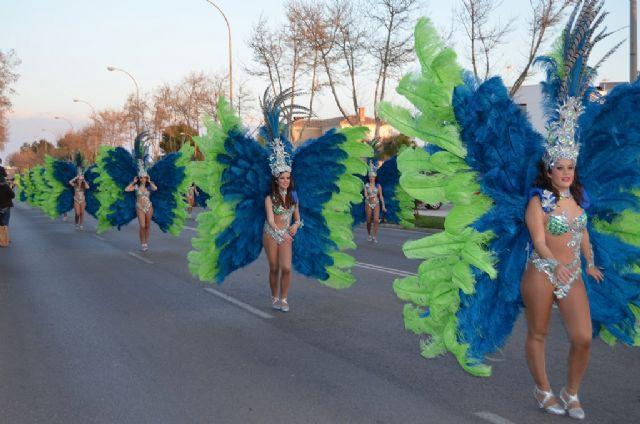 El desfile de Carnaval sigue rompiendo moldes - 1, Foto 1