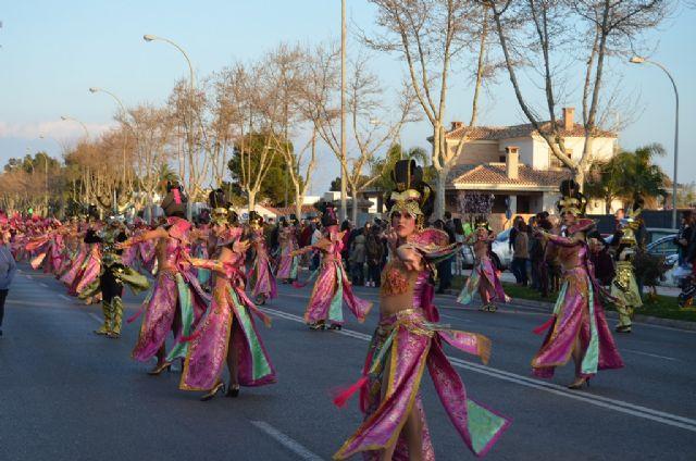 El desfile de Carnaval sigue rompiendo moldes - 2, Foto 2