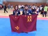 Éxito del Club Budoka de Torre-Pacheco en el Campeonato de España de Kick Boxing