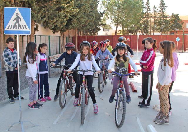 Jornadas de Seguridad Vial en los Centros Escolares de Puerto Lumbreras durante todo el mes - 2, Foto 2
