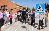 Jornadas de Seguridad Vial en los Centros Escolares de Puerto Lumbreras durante todo el mes