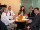 El Ayuntamiento y el INFO diseñan un programa de actividades de promoción empresarial en el municipio