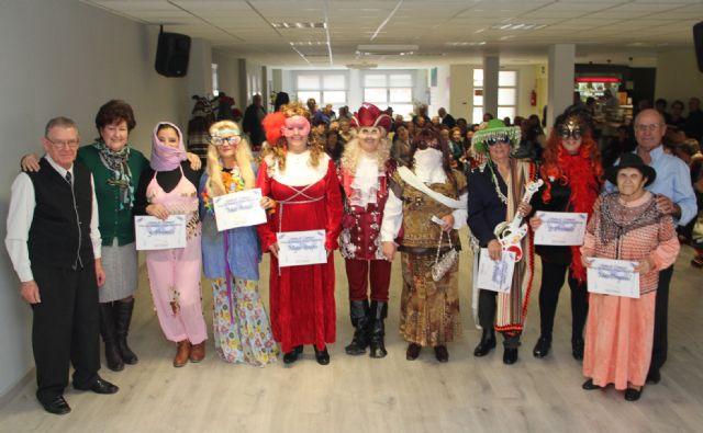 Los mayores ponen el punto y final al Carnaval con sus fiestas en los hogares del pensionista del municipio - 1, Foto 1