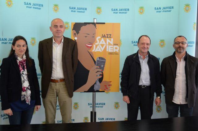 El Festival de Jazz de San Javier 2014 avanza parte su programa en el que figuran estrellas como George Benson, Michel Camilo, Booker T. Jones, Freddy Cole y Lucky Peterson, entre otros - 2, Foto 2