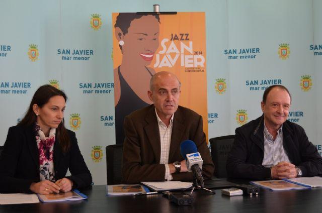 El Festival de Jazz de San Javier 2014 avanza parte su programa en el que figuran estrellas como George Benson, Michel Camilo, Booker T. Jones, Freddy Cole y Lucky Peterson, entre otros - 3, Foto 3