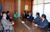 COEC se reune con el ayuntamiento de San Pedro del Pinatar