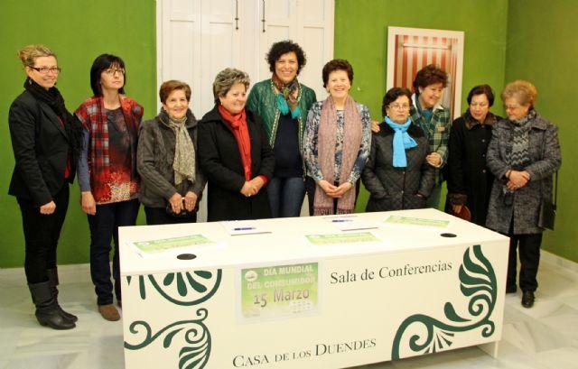 Convenio de colaboración para desarrollar nuevas políticas de protección al consumidor en Puerto Lumbreras - 1, Foto 1
