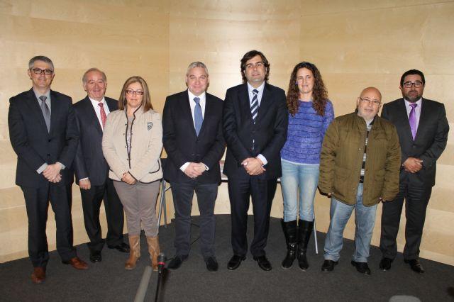 COEC anima a los empresarios mazarroneros a unir sus fuerzas, Foto 1