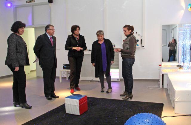 Comienza a funcionar el nuevo Centro de Día para personas con discapacidad de Puerto Lumbreras - 1, Foto 1