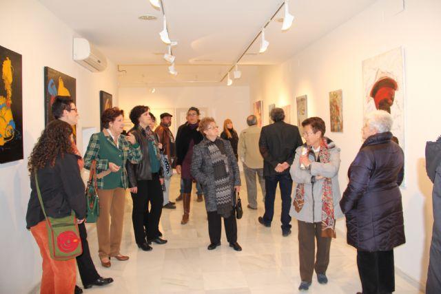Exposición colectiva con con nombre de mujer en el Centro Cultural Casa de los Duendes de Puerto Lumbreras - 1, Foto 1