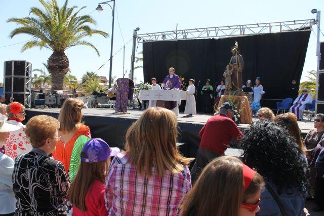 La participación y el buen clima marcan el inicio de las fiestas de San José, Foto 2