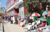 Puerto Lumbreras se apunta a los mercadillos de segunda mano solidarios