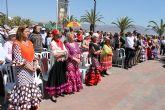 La participaci�n y el buen clima marcan el inicio de las fiestas de San Jos�