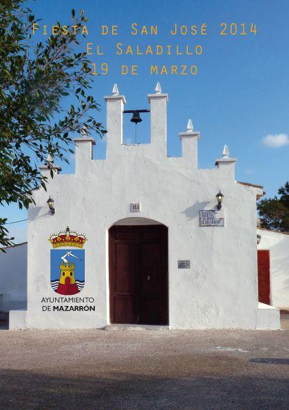 El Saladillo rinde honores a San José este miércoles 19 de marzo, Foto 1