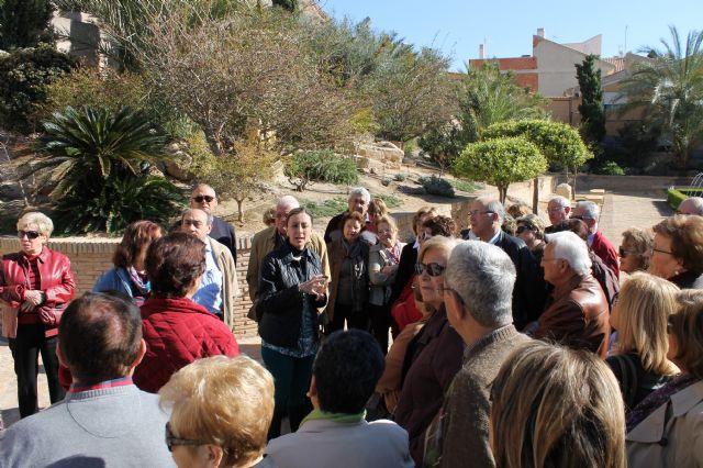 Más de cincuenta personas visitan la localidad atraídas por el Museo Arqueológico de Los Baños, Foto 1