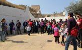 Más de 100 personas realizan la Ruta del Agua de Puerto Lumbreras para conmemorar el Día Mundial del Agua