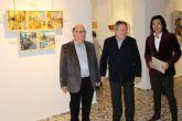 Mazarrón acoge los 'Retoques de Luz' del artista Miguel Mellado