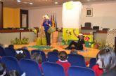 La concejalía de Medio Ambiente celebró hoy el Día de los bosques con los más jóvenes