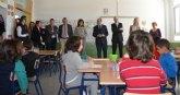 Las nuevas instalaciones del CEIP El Recuerdo de San Javier permitirán aumentar la escolarización en Primaria