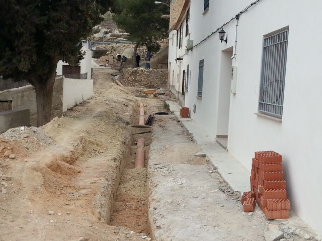 Después de años de solicitarlo, Gebas disfrutará del arreglo de la calle de la Balsa Nueva, Foto 1