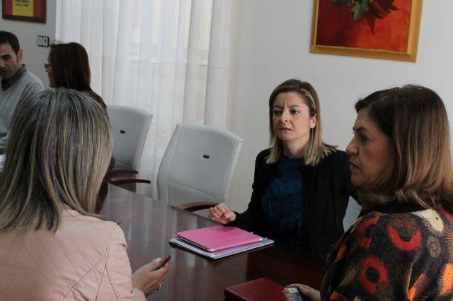 Comienzan los trabajos para la escolarización del curso 2014/2015, Foto 2