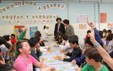 El Ayuntamiento de Puerto Lumbreras organiza Desayunos Saludables y charlas de nutrición en sus cuatro colegios