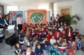 Los colegios 'Sagrado Corazón' y 'El recuerdo' ganan el concurso de pancartas de la concejalía de Medio Ambiente