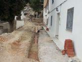 Despu�s de años de solicitarlo, Gebas disfrutar� del arreglo de la calle de la Balsa Nueva