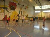 El IES Juan de la Cierva participó en la final de la fase intermunicipal de balonmano de Deporte Escolar
