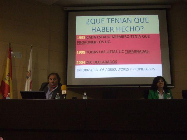 Coag celebra en Mazarrón una productiva jornada informativa con agricultores y ganaderos, Foto 3