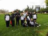 Alumnos del Centro Ocupacional 'José Moyá Trilla' participan en el Campeonato Regional de Atletismo organizado por Fedemips