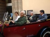 46 vehículos participan en el XIV Rally Región de Murcia de Coches Antiguos y Clásicos