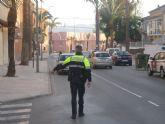 La Policía Local realiza un total de 788 vehículos en la campaña del uso del cinturón de seguridad y sistemas de retención infantil