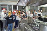 El proyecto 'Creciendo por dentro' metió a 25 jóvenes en la cocina