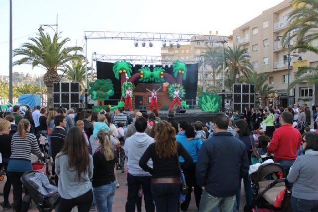 Las fiestas de San José brillan más que nunca bajo la luz del sol, Foto 5