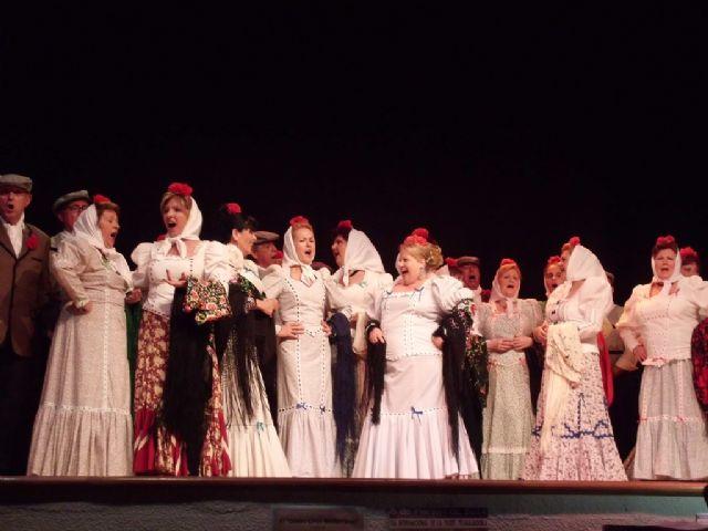 La Zarzuela fue la protagonista de la noche del pasado viernes en Santiago de la Ribera - 1, Foto 1