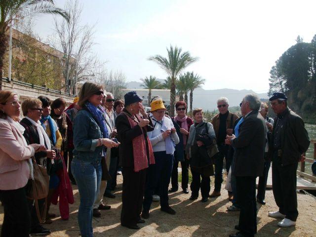 La concejalía de Medio Ambiente celebró el Día Mundial del Agua con una visita al Centro de Interpretación de la Luz y el Agua, de Blanca - 2, Foto 2