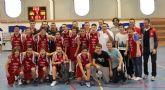 El Club de Baloncesto Lumbreras se proclama campeón en categoría infantil masculino
