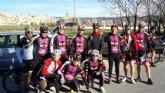 La A. D. Peña Las Nueve estuvo presente en Córdoba, Albudeite y La Sagra